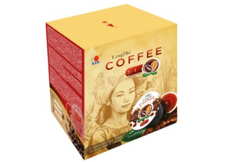 Lingzhi Coffee 3 in 1 EU Capsules